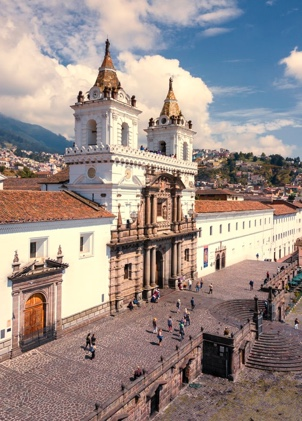 Paquete a Quito | Colombian Tourist