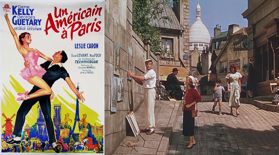 An American in Paris | Colombian Tourist