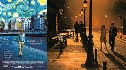 Midnight in Paris | Colombian Tourist